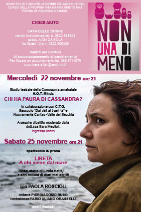 cartolina donne 25 nov 20172